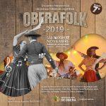 """Festival de danzas """"Oberá Folk"""""""