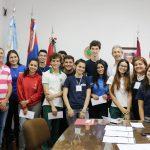 Entregaron premios a ganadores de la Estudiantina 2019