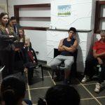 Importante reunión entre Techo y vecinos de Villa Cristen