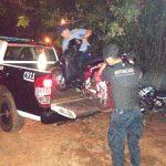 La Policía recuperó una motocicleta robada en el mes de abril.