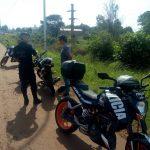 Operativo de Prevención: 7 motocicletas retenidas por falta de documentaciones