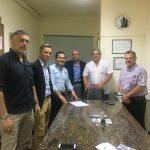 Fundación Barceló firmó importante convenio con el Sanatorio Nosiglia