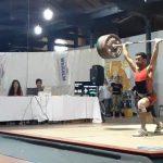 Torneo Regional, cierre provincial y Taller de Levantamiento Olímpico de Pesas