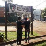 Detuvieron a «Tortuga» con pedido de captura por 5 hechos delictivos