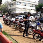14 motocicletas retenidas en minuciosos controles viales