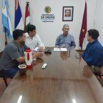 La Municipalidad de Oberá y el Incucai Misiones, coordinaron tareas en materia de salud