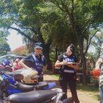Motocicletas retenidas y un detenido en operativos policiales