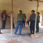 Policías y vecinos se reunieron para mejorar medidas preventivas del Barrio Nuevo Asentamiento