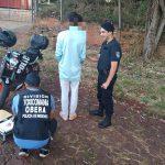 La Policía detuvo a un joven y en su poder secuestró marihuana
