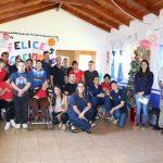 Cierre de actividades del Centro de Día
