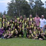 Atlético Campo Grande Campeón del Clausura!!
