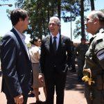 Asumió el nuevo Jefe del Escuadrón N°9 de Gendarmería