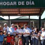 El Intendente inauguró y recorrió obras junto al Gobernador