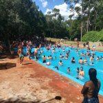 Más de 1200 personas visitaron el Berrondo en navidad