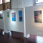 Exposición de la artista plástica Sonia Coito