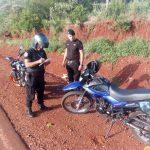 Varias motocicletas retenidas en los operativos de prevención