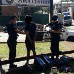 La Policía recuperó baterías de vehículos robadas y demoró al supuesto autor del hecho