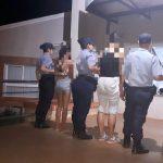 Detuvieron a tres jóvenes acusados de robar en una peluquería