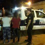 Detuvieron a dos mujeres por ocasionar disturbios y amenazar a vecinos en Oberá