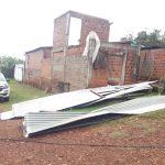 Tormenta ocasionó daños en distintas zonas obereñas