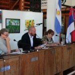 """Pablo Hassan: """"se siguen gestionando y concretando obras para el Municipio de Oberá"""""""