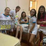 Interact dio la bienvenida a los primeros bebés del año nacidos en Oberá