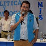 Caballero se desempeñará como secretario general de la UDPM