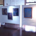 Nueva muestra de arte en el Salón de la Casa de la Cultura