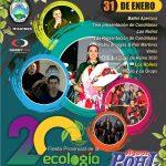 Con una amplia grilla de artistas, Campo Ramón se prepara para celebrar 20 años de la Fiesta Provincial de la Ecología