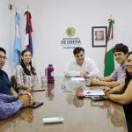 Gobierno municipal y Provincia, juntos contra las drogas