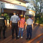 La Policía detuvo a una mujer que lesionó a otra con un cuchillo
