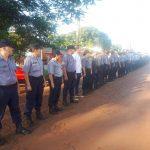 Detenidos, vehículos y licencias retenidas en el marco del Operativo de Alto Impacto