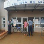 Recuperaron una bicicleta robada y detuvieron al autor del hecho