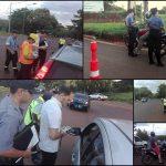 El Operativo de Alto Impacto dejó como resultado varios detenidos, licencias y vehículos retenidos en Oberá