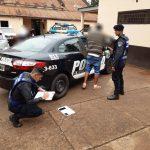 Mediante un rápido accionar la Policía recuperó un teléfono celular robado y detuvo a un joven en Oberá