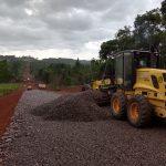 Vialidad continúa con la última etapa del acceso pavimentado a Pueblo Salto