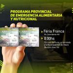 Entregarán Tickets Verdes solidarios del IPLyC