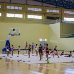 Actividades del Centro de Mediano Rendimiento Deportivo
