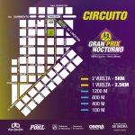 Cronograma de seguridad para el Gran Prix Nocturno
