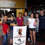 El judo comunitario compite en Córdoba