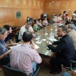 El Consejo de Administración de la CELO se reunió con vecinos del Barrio Caballeriza