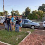 La Policía detuvo a dos hombres por un hecho de amenaza con arma de fuego