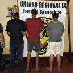 La Policía detuvo a cuatro jóvenes por el robo a un local
