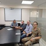 Servicio de TV: Importante reunión con el Presidente de Marandú Comunicaciones