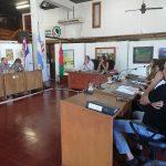 El Concejo Deliberante funcionará con guardias pasivas hasta el 31 de marzo