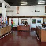 Se realizó la 3° Sesión Ordinaria del Concejo Deliberante Obereño