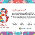 Acto por el Día Internacional de la Mujer