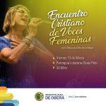 Se viene el 3er Encuentro Cristiano de Voces Femeninas