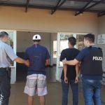Atraparon a «Brasilero» y  su banda, acusados de robarle dinero a punta de pistola a un joven