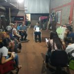 La Policía Comunitaria se reunió con vecinos de los distintos barrios de Oberá